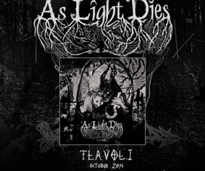 14th As Light Dies #tlavol1 review (Sea of Tranquility, USA) (4,5/5)