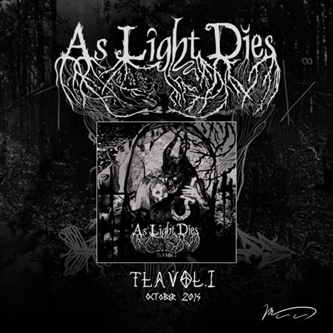 34th As Light Dies ‪#‎tlavol1‬ review (Rock the Best Music, Spain) (85/100)