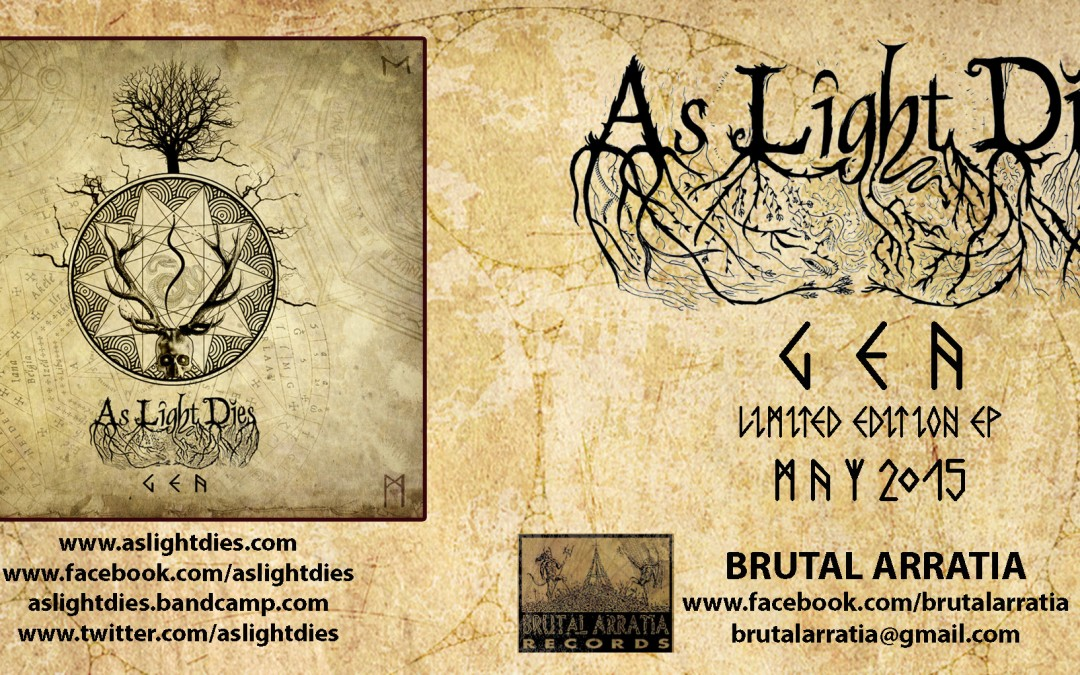 ‪#‎geaep2015‬ is now released by Brutal Arratia Records.
